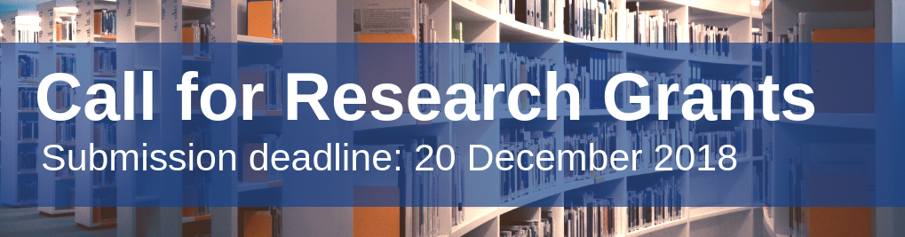 Call for Research grants