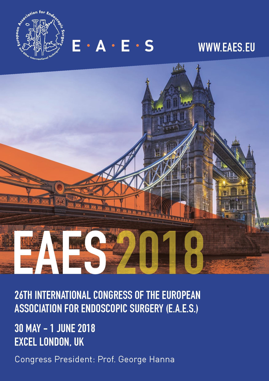 Announcement EAES 2018