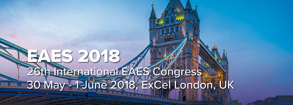 EAES Londen 2018