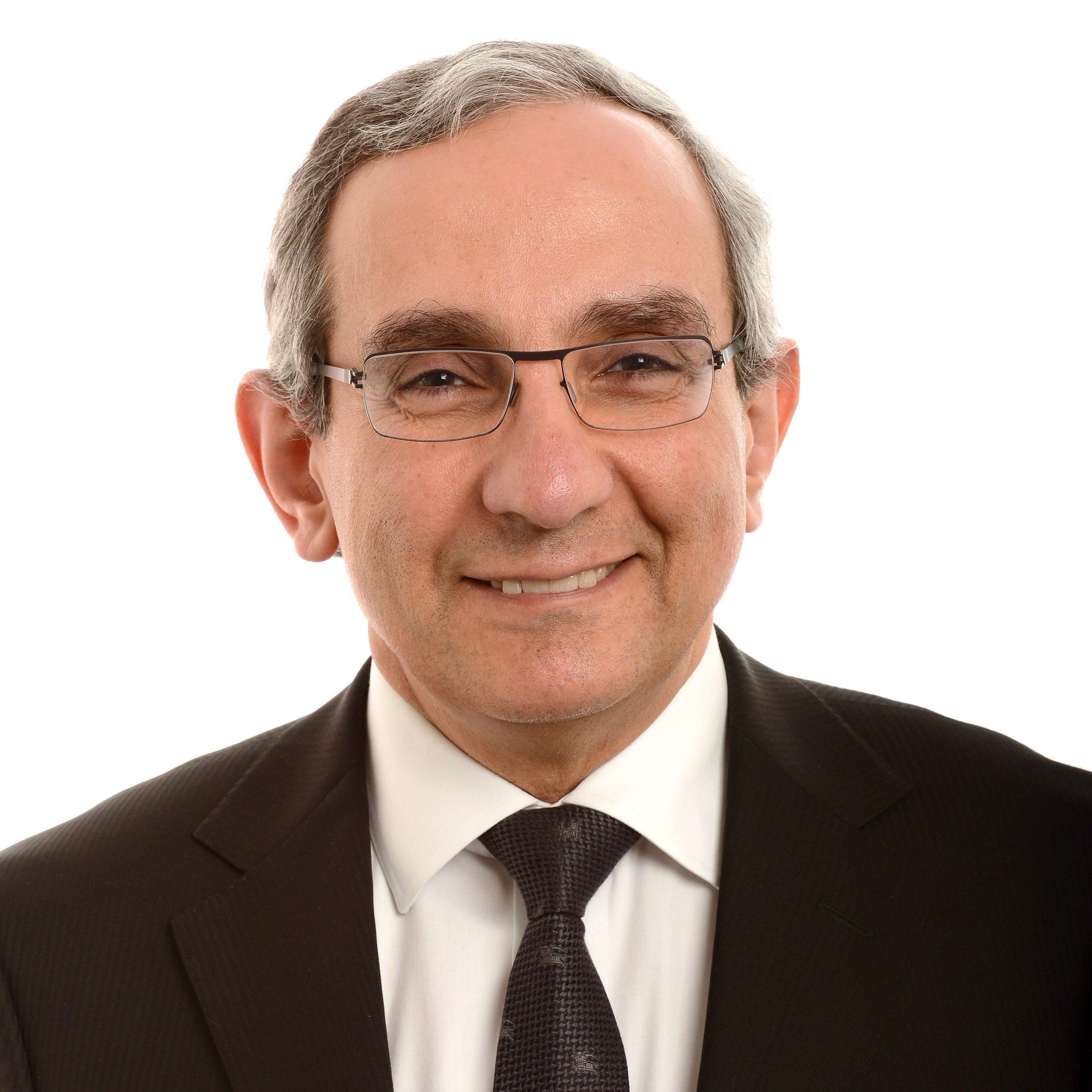 Prof. George Hanna, Congress President